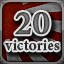20 Victories in Men of War: Assault Squad 2