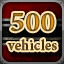 500 Vehicles in Men of War: Assault Squad 2