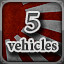 5 Vehicles in Men of War: Assault Squad 2