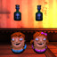 Four Bottles for Two Twins in Wayward Manor