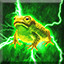 Battle Toad in Talisman: Digital Edition