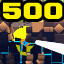 500 Enemies down in Megabyte Punch