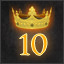 King of the scoreboard in Kingdoms Rise