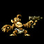 I LOVE BANANAS in Metal Slug 3