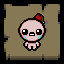 Judas in The Binding of Isaac: Rebirth