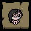 Eve in The Binding of Isaac: Rebirth