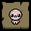 Eden in The Binding of Isaac: Rebirth