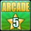 Arcade 5 in Oozi: Earth Adventure