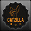 Little Catzilla in Catzilla - Advanced