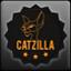 Big Catzilla in Catzilla - Advanced