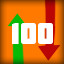 Just top 100 in Little Racers STREET