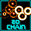 20 Chain in Super Chain Crusher Horizon