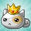 Slime Cat King in Epic Battle Fantasy 4