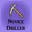 Novice Driller in Last Dream