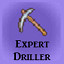 Expert Driller in Last Dream