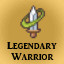 Legendary Warrior in Last Dream