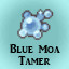 Blue Moa Tamer in Last Dream