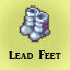Lead Feet in Last Dream