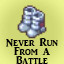 Never Run From a Battle in Last Dream