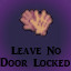 Leave No Door Locked in Last Dream
