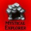 Mystical Explorer in Last Dream