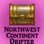 Northwest Continent Drifter in Last Dream