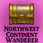 Northwest Continent Wanderer in Last Dream