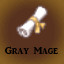 Gray Mage in Last Dream