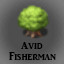 Avid Fisherman in Last Dream