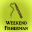 Weekend Fisherman in Last Dream