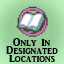 Only in Designated Locations in Last Dream