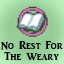 No Rest for the Weary in Last Dream