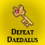 Defeat Daedalus in Last Dream