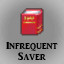 Infrequent Saver in Last Dream