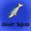 Giant Squid in Last Dream