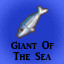 Giant of the Sea in Last Dream