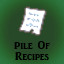 Pile of Recipes in Last Dream