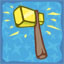 Golden Hammer in Farm for your Life