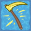 Golden Scythe in Farm for your Life