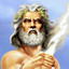 Commander of Zeus in Age of Mythology: Extended Edition