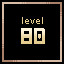 Level 80 in Hero Siege