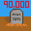 Undead Wasteland! in Over 9000 Zombies!