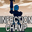Infection Champ in Murder Miners