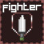 Fighter in Diehard Dungeon