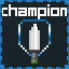 Champion in Diehard Dungeon