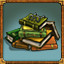 Bibliophile in The Book of Unwritten Tales 2