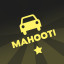 Car insignia 'Mahooti' in Bridge Constructor Playground