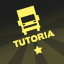 Truck insignia 'Tutoria' in Bridge Constructor Playground