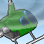 Airwolf in GhostControl Inc.