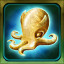 Golden Octopus in Nightmares from the Deep 2: The Sirens Call
